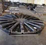 化肥廠造粒機橡膠陶瓷耐磨襯板